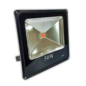 Светодиодная биолампа для освещения теплиц Люкс 50 Вт