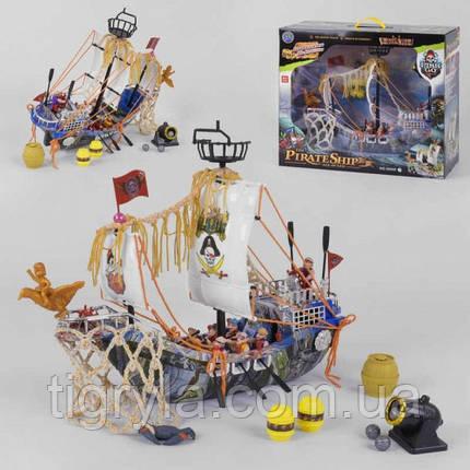 Пиратский корабль. Игровой набор пиратов корабль, фото 2