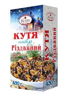 Козуб, 400 г, Кутья праздничная (пшеница, изюм, мак, орехи)