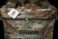 "Баул-рюкзак армейский 80л. ""Кочевник"" MultiCam, фото 4"