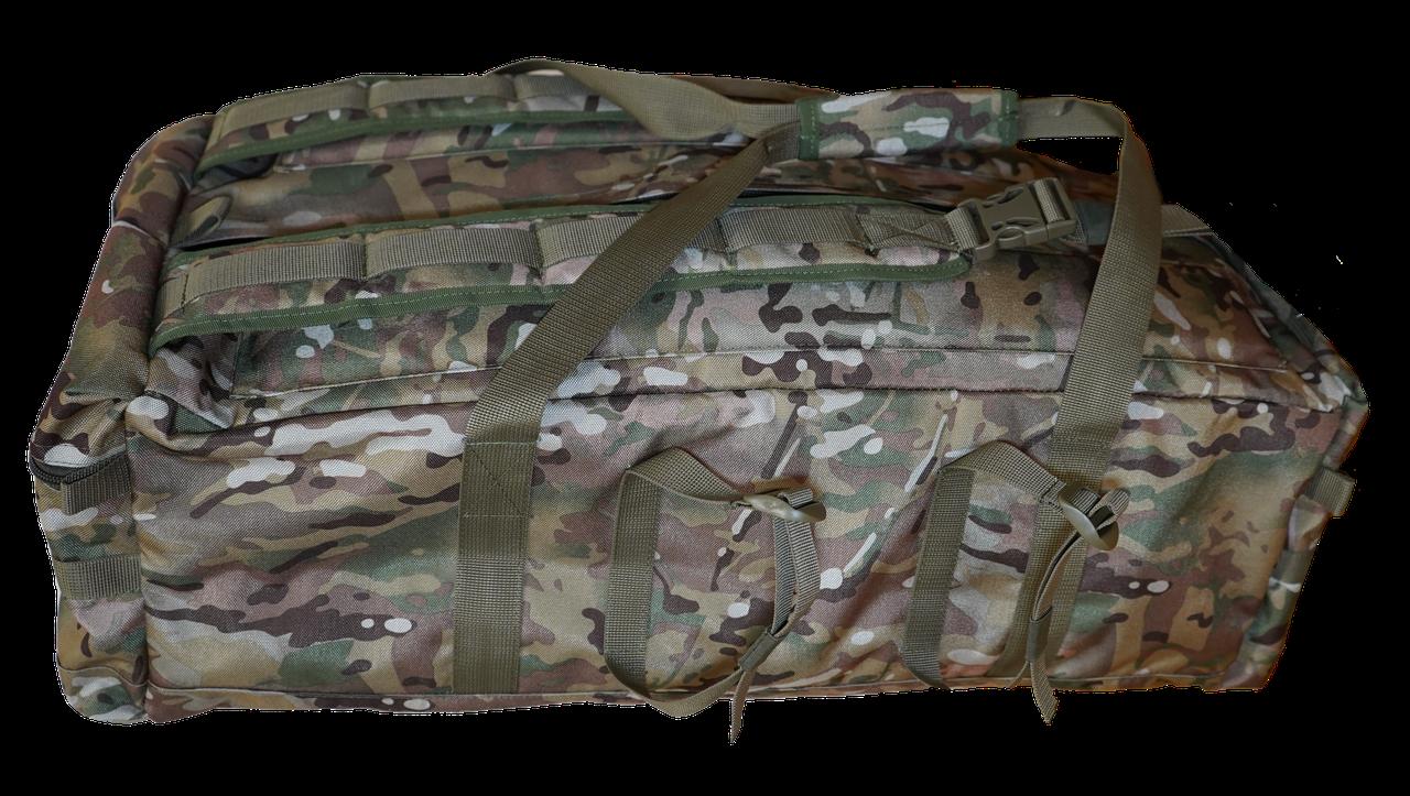 "Баул-рюкзак армейский 80л. ""Кочевник"" MultiCam"