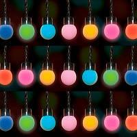 Гирлянда Luca Lighting Мультицветная Luca 2,4 м (8711473735918)