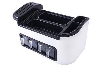 Органайзер для кухонных принадлежностей и специй PRC - Clean Kitchen Necessities-Bos - 380 x 200 x 2 (EL-1214)