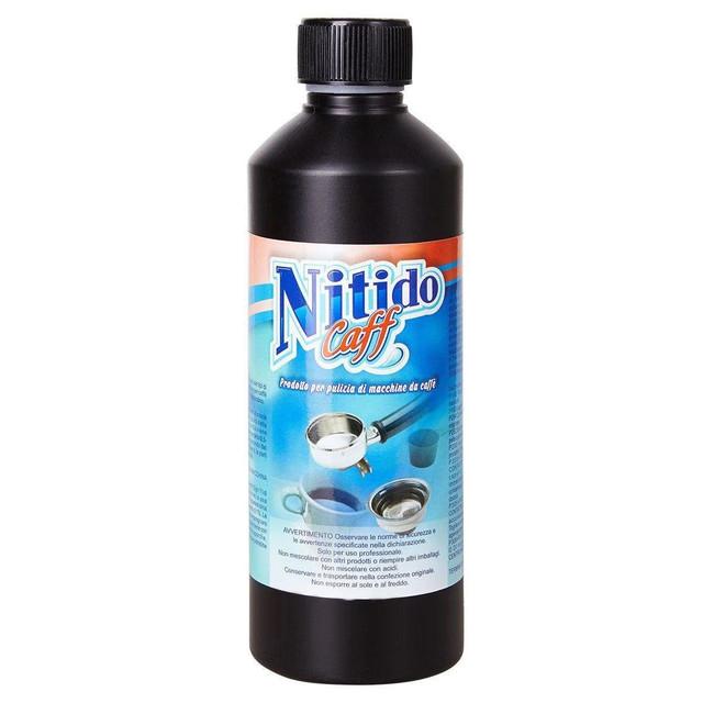 Средство для чистки кофемашины Nitido caff 500 гр