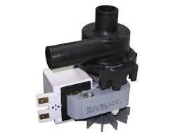 Помпа (сливной насос) для стиральной машины Miele (в сборе с улиткой)  0958662