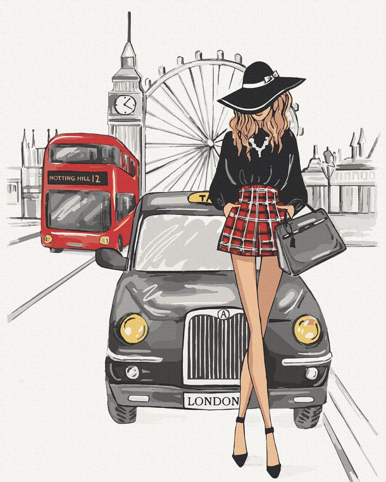 """Картина по номерам. Art Craft """"Элегантность Лондона """" 38*50 см 10228-AC"""