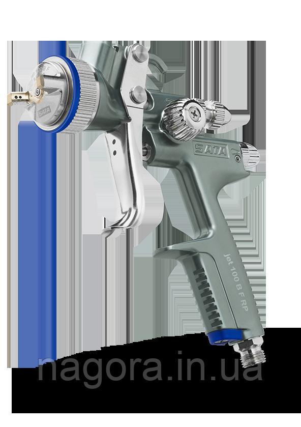 Краскопульт SATAjet® 100 В HVLP дюза 2.1 бачок 600мл без шарнірного з'єднання