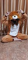 Кигуруми взрослый Лев 485, фото 1
