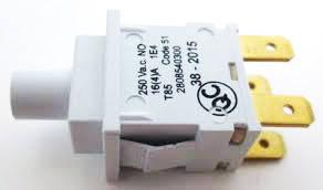 Кнопка сетевая для стиральных машин Beko - Sanyo 2808540300
