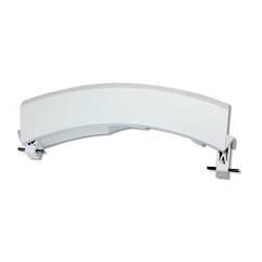 Ручка люка для стиральных машин Bosch, Siemens (белая) 751782