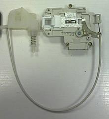Блокировка люка для стиральной машины  Whirlpool (комплект с тросом и кнопкой) 481940478903