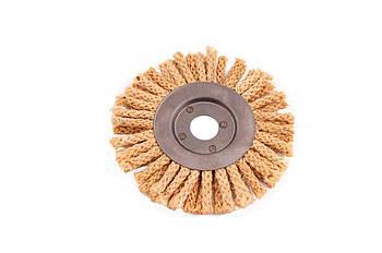 Круг полировальный сезалевый Pilim - 150 мм желтый (SP-20320)