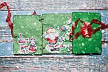 """Игра на липучках """"Новогодняя книжечка"""", фото 3"""