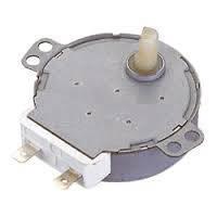 Мотор вращения тарелки СВЧ (пластиковый вал) MT21