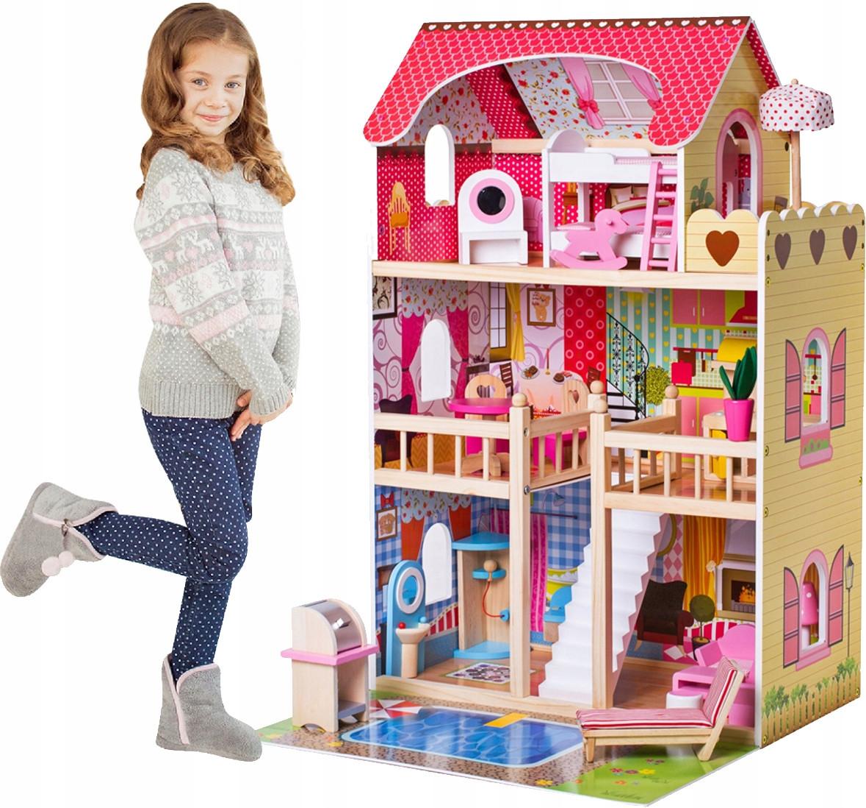 Домик для кукол Funfit Kids