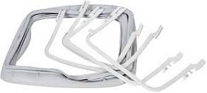 Манжета люка (уплотнительная резина) для стиральных машин Zanussi/Electrolux 4071425344