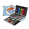 Набор для рисования детский 123 предмета Kids Art Set / Набор для творчества художника в чемодане, фото 2