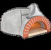 Печь для пиццы на дровах - GR120. 5/6 пиццы. Valoriani Италия