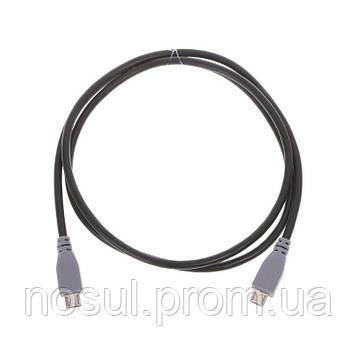Кабель micro USB (папа) - micro USB (папа) 0,5 м OTG