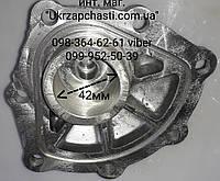 Крышка ГУР боковая ЗИЛ-130, 4331, 5301 пр-во Украина (D:42мм) (алюминий), фото 1