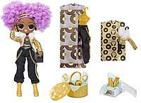 Кукла ЛОЛ ОМГ 24К Диджей LOL Surprise OMG 24K D.J. Fashion Doll with 20 Surprises 574217