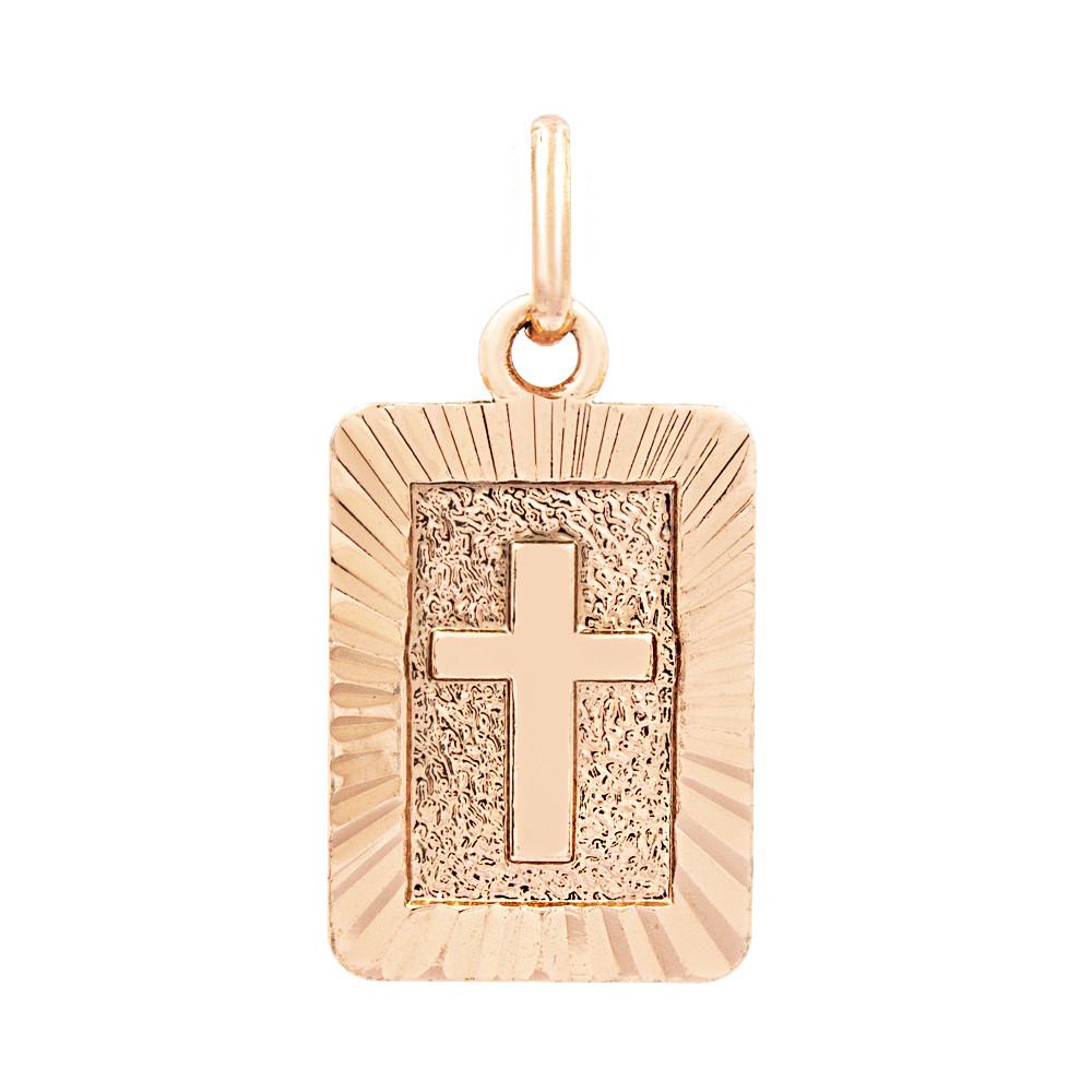 Ладанка с крестиком