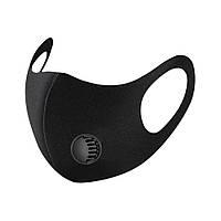 Защитная маска для лица Питта, pitta с клапаном
