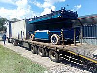 Перевозка негабаритного оборудования, Трал для перевозки негабаритного оборудования