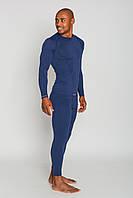 Термокофта мужская спортивная Tervel Comfortline (original), лонгслив, кофта, термобелье зональное, бесшовное