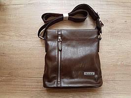 Мужская сумка Landi Long (СК-1068) Черный