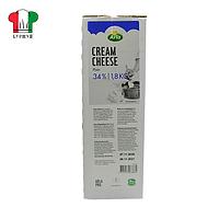 Сыр-крем ТМ Arla  34% 1,8кг