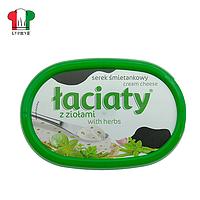 Сыр-крем Laciaty с травами 135г