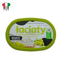 Сыр-крем Laciaty с оливками 135г