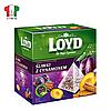 Чай Loyd слива-корица 20 пирамид 40г
