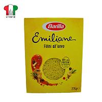 Макароны Barilla на яичных желтках Emiliane Filini  275г
