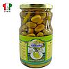 Оливки Athena с перцем и лимоном, с/б 700/425г