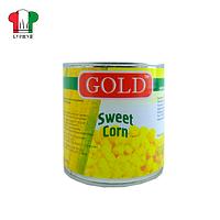 Кукуруза Gold 420г