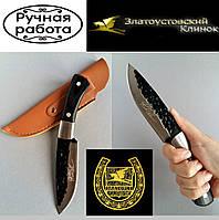 Кованый нож ручной работы, охотничий, туристический.