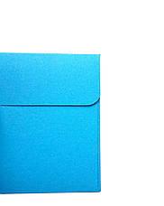 Конверт ярко голубой 100х100 270гр, фото 2
