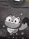 Детская пижама байковая для девочки 13-14 лет, фото 4