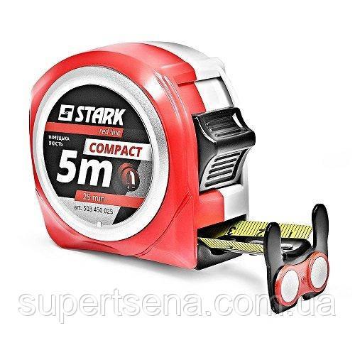 Рулетка Stark Compact 5x25
