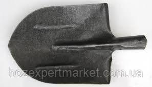 Лопата копально подборочная универсальная (ЛКП) из рельсовой стали, фото 3