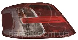 Фонарь задний левый для Peugeot 301 2013-17