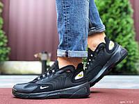 Мужские демисезонные кроссовки Nike Zoom 2K,черные