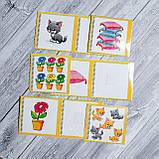 """Математическая игра на липучках для малышей """"Один-много"""", фото 2"""