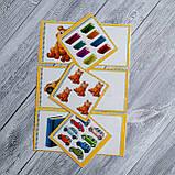 """Математическая игра на липучках для малышей """"Один-много"""", фото 6"""