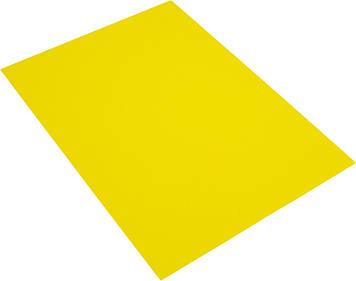 Папір для дизайну Colore A4 (21х29,7см №27/16F4227 ferro 200г/м2,жовтий, Fabriano(10)