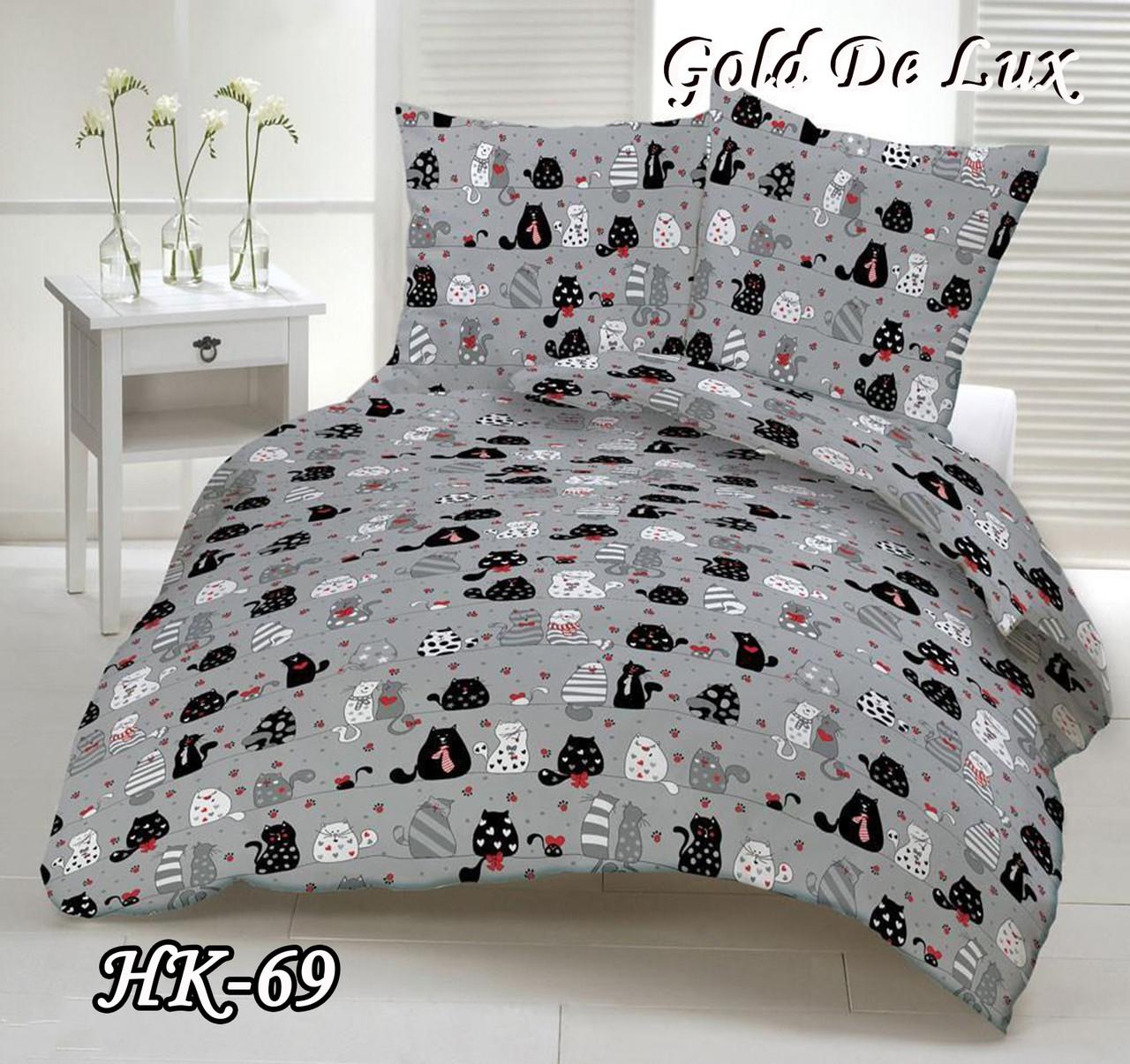 Полуторное постельное белье Тет-А-Тет НК-69(эконом)
