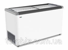 Морозильний лар FROSTOR Gellar FG 500 C (141х60х85см)