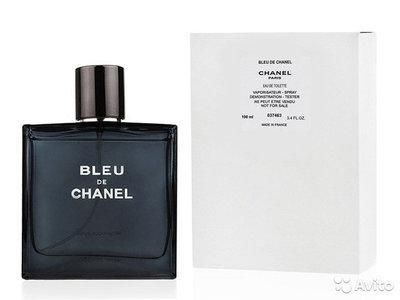 Тестер мужской Chanel Blue De Chanel parfum